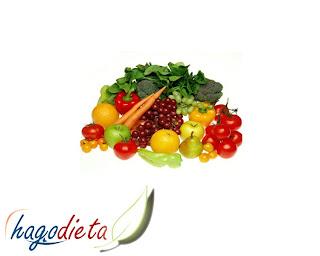 Dieta de verduras