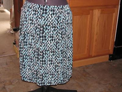 Como hacer una falda