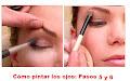 Maquillaje de ojos, como pintar los ojos