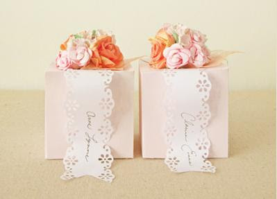 Ideas para souvenirs de boda originales y muy baratos.
