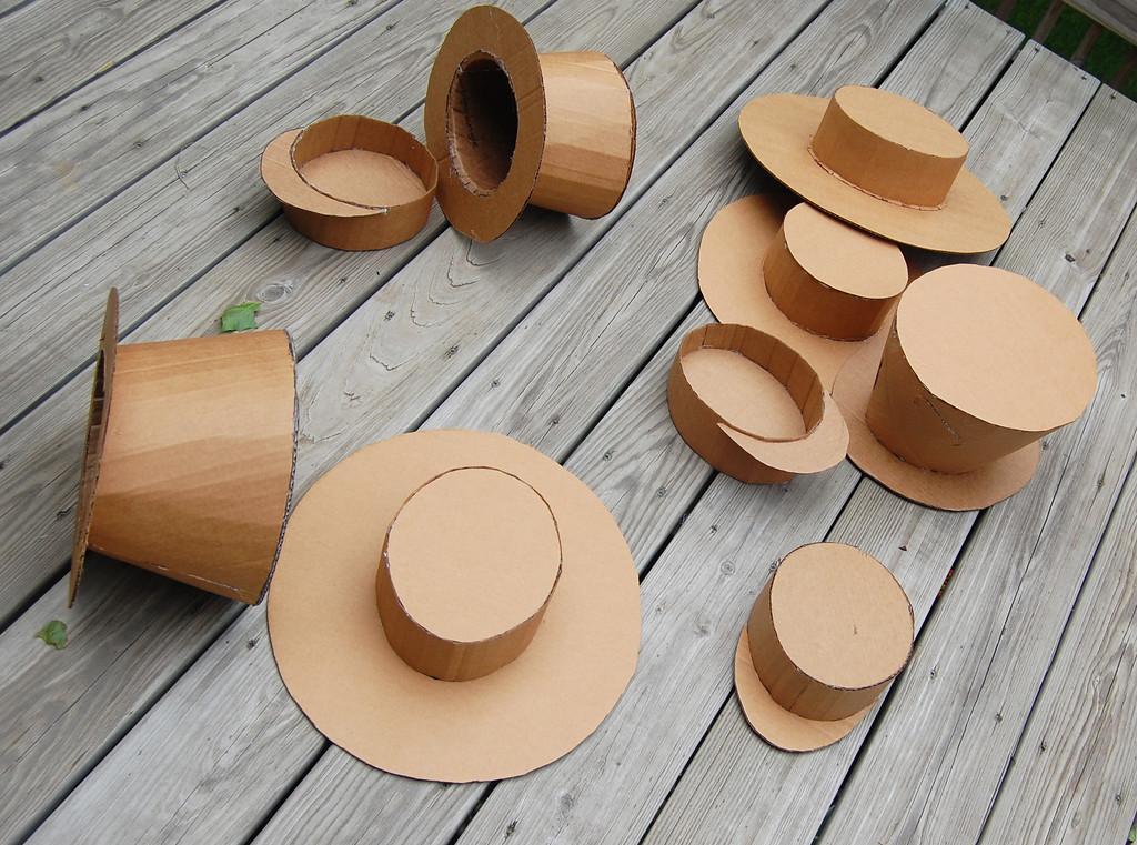 Como hacer un sombrero