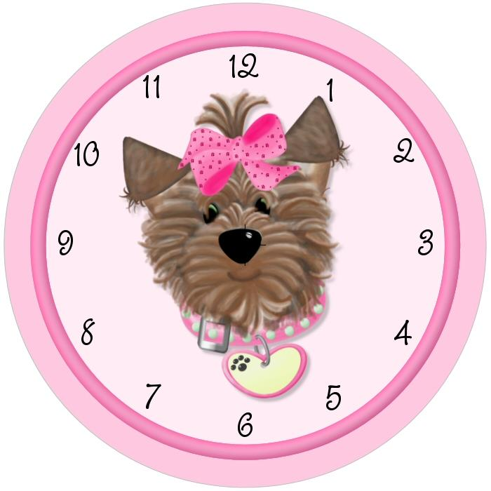 Plantillas de reloj gratis - Dibujos de relojes para imprimir ...