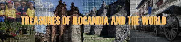 Treasures of Ilocandia and the World