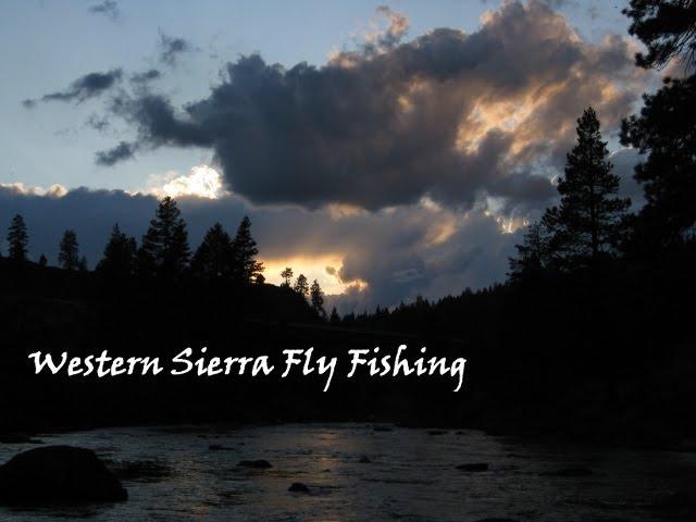 Western Sierra Fly Fishing