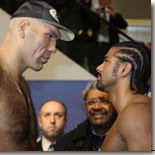 David Haye Defeats Nikolai Valuev