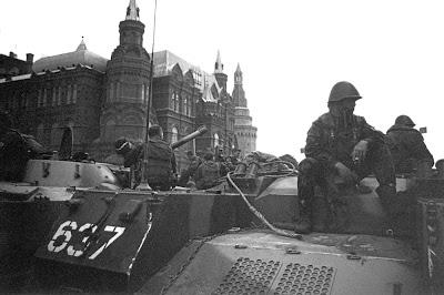 1991 Soviet coup détat attempt