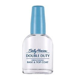 sally hansen double duty base top coat oje sabitleyici