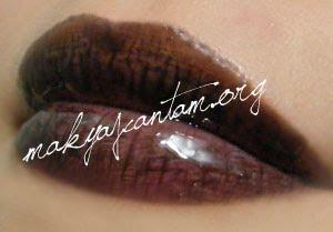 inglot kozmetik ruj inglot cosmetics siyah ruj inglot sleeks lip paint gloss 99