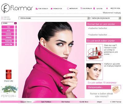 makyaj kozmetik flormar online satış