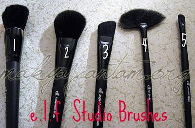 elf studio line serisi makyaj fircalari yorumlari kullananlar makyaj kozmetik