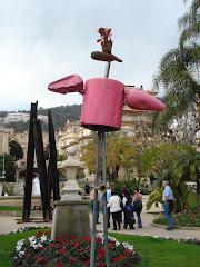 A Flamingo in Monte Carlo???