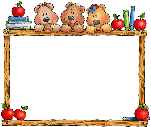 Bordes Para Tarjetas Con Motivos Infantiles Pictures
