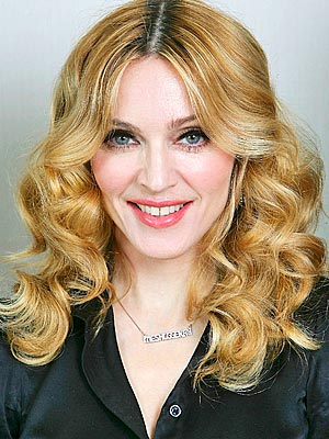 Famous People Madonna