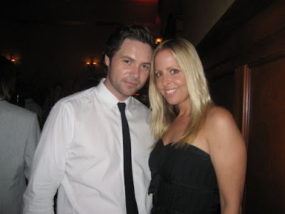 Michael Johns' wife Stacey