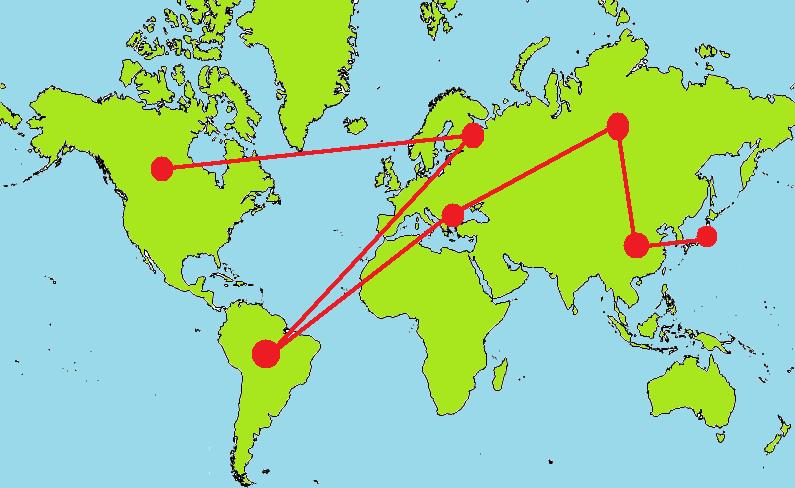 the world map outline. world map outline. the world