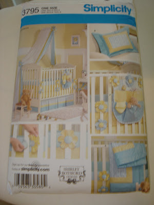 Fantastic Nursery Bedding Patterns Sewing Illustration - Knitting ...