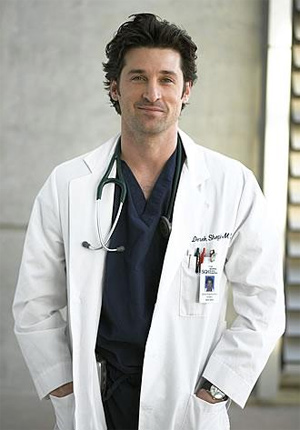 Grey's Anatomy Patrick Dempsey Nude. Posted by EsTeFaN at 10:18 PM