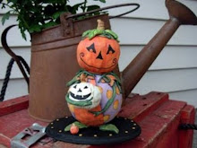 Sweet Pumpkin, Clay Sculpture