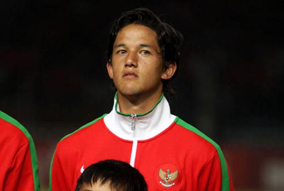 Liga Indonesia  - Piala AFF: Irfan Bachdim Dicoret
