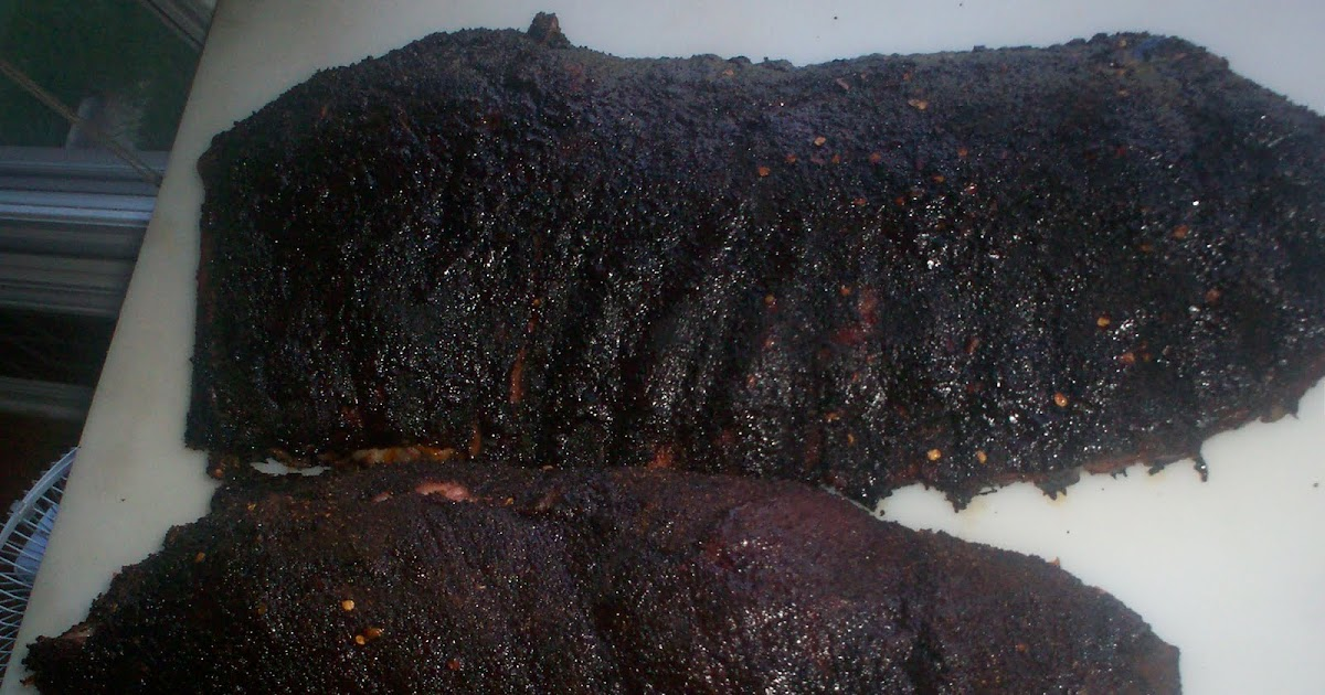 Year on the Grill: Steven Raichlen Kansas City Sweet and Smoky Ribs