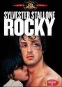 "Poster of the boxer movie ""Rocky"""