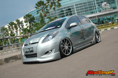 Toyota Yaris 2009 Type A: Indo VIP Style