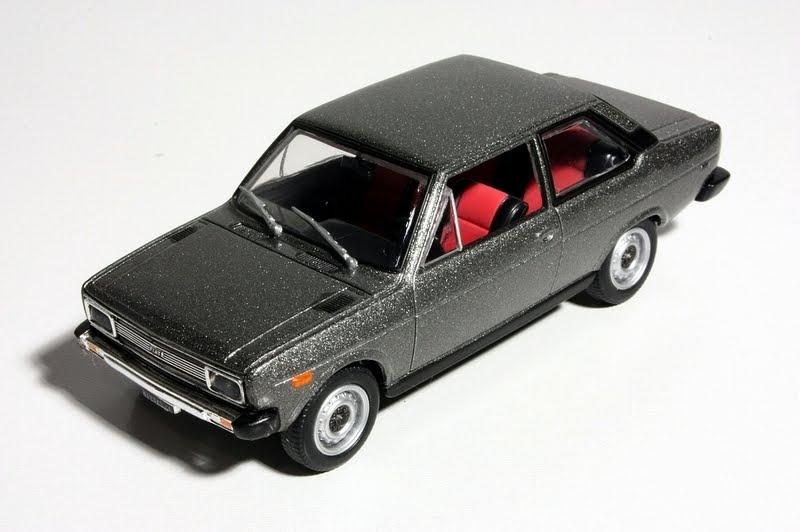 1978 Fiat 131 Supermirafiori. Fiat 131 Mirafiori