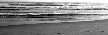 El mar...