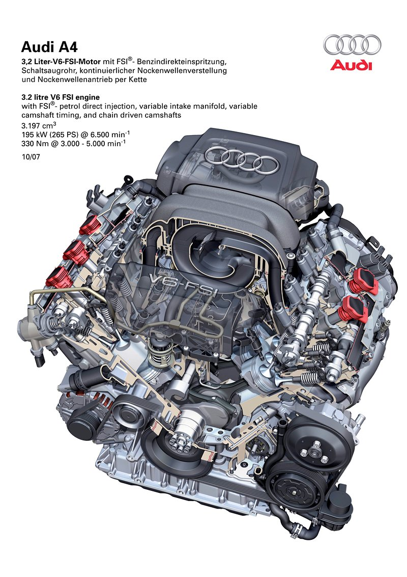 the location of egr valve 2007 audi a4  the  free engine