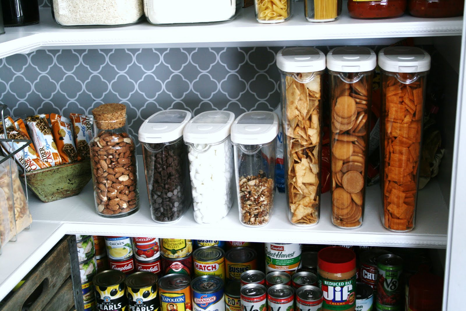 The glamorous Inspirational organize kitchen pantry photo