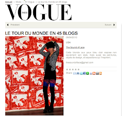 Featured in: Vogue France
