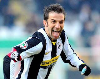 Alessandro Del Piero desarrolló un gran encuentro