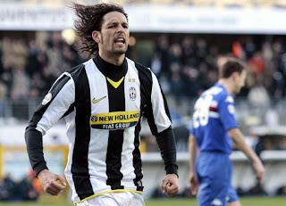 Amauri marcó un gran gol con arrojo