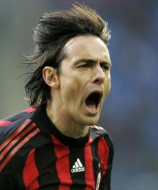 Inzaghi se convirtió en el héroe de su equipo