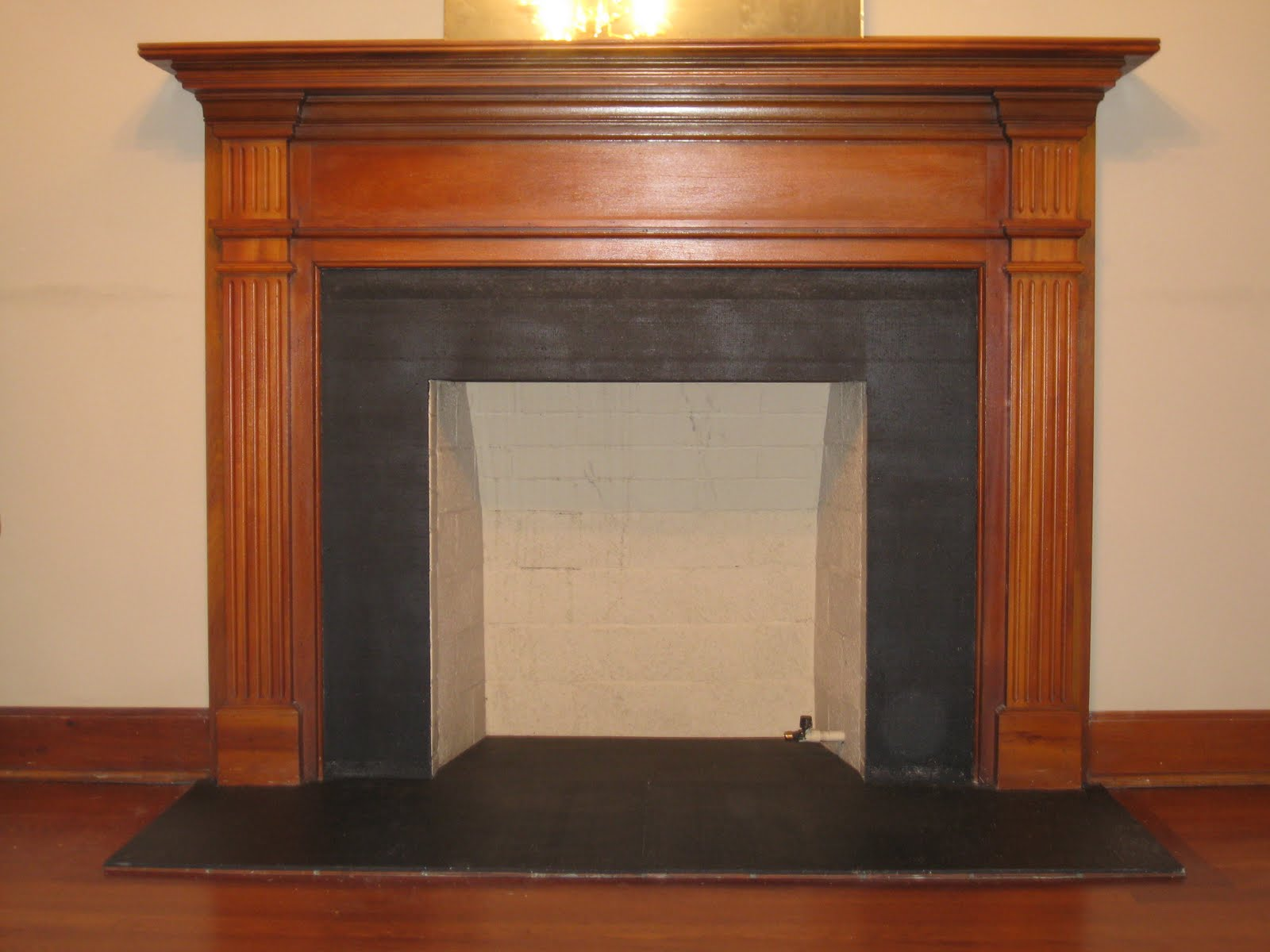 Destination Seaborn: No Writing on the Fireplace Please!!!