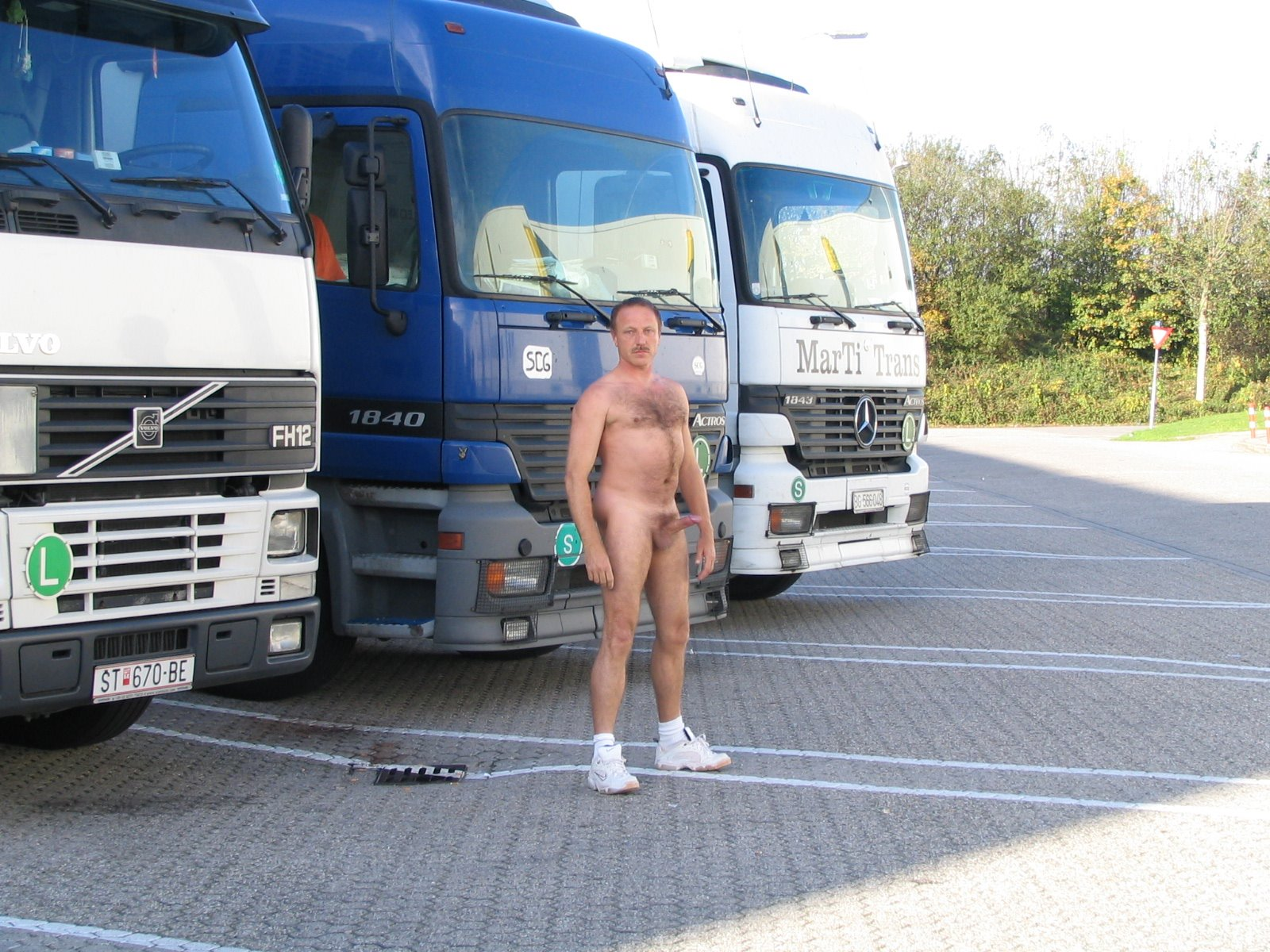 routier gay