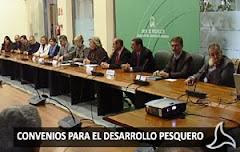 Firma del convenio de colaboración con la Junta de Andalucía