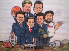 "Caricatura ""De Campeonato"" 1996"