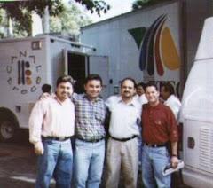 Con Tópicos en TV Azteca 1998