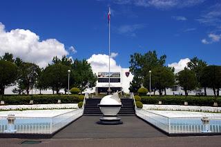Philippine Military Academy PMA, Baguio City