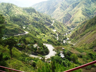 Kennon Road Baguio City