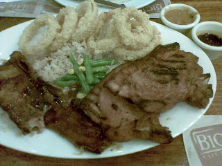 Bigby's Food Trip Platter: Belly Buster