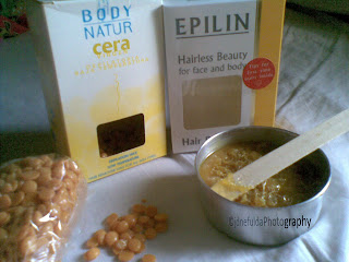 Hair Remover: Epilin And Body Natur