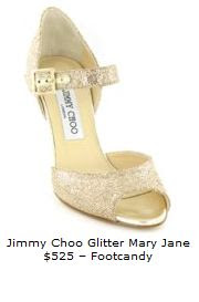 Mary Jane shoes by Jimmy Choo
