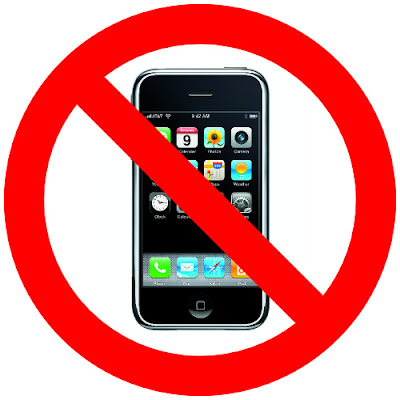No to iPhone