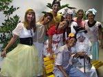 Teatro lindo, todos os atores no Aeroporto de Salvador!
