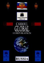 Russian Secret Service - G J H Carroll - Carroll Foundation Trust - Global Security Case