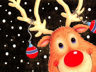 English for primary teachers and children rudolph the red nosed