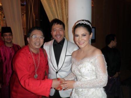 Gambar) Majlis Resepsi Datin Paduka Umie Aida dan Datuk Paduka ...