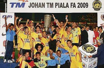 EPL Live Stream: Selangor dissapoint Kelantan - TM FA Cup ...